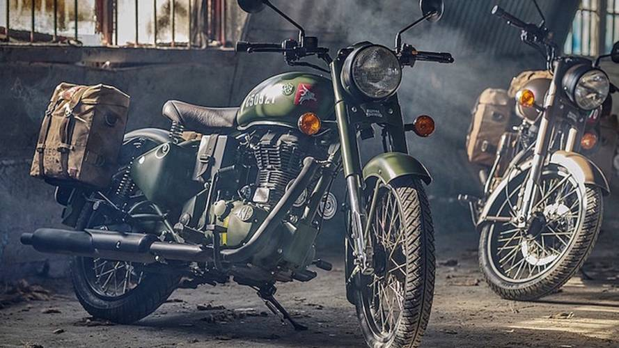 Oops! Royal Enfield Forced to Buy Back Some Pegasus 500