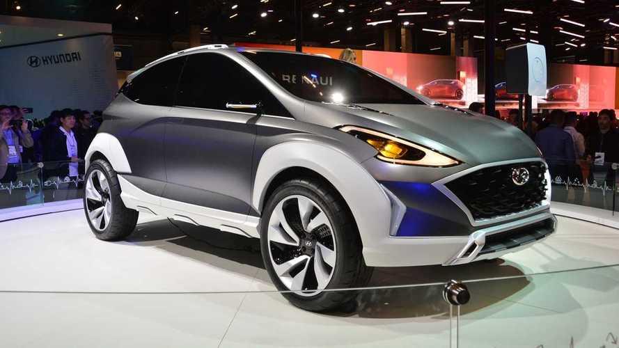 Salão de SP: Hyundai SAGA EV antecipa design e possível SUV menor que Creta