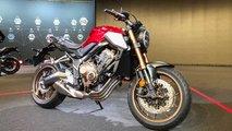 Nova Honda CB 650F 2019 (EICMA)