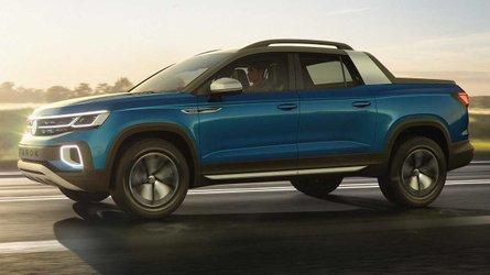 VW Tarok pode ser solução de picape barata para os Estados Unidos