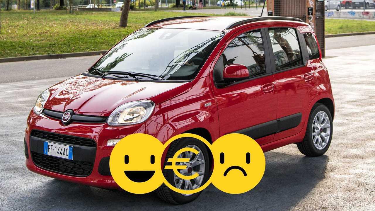 Copertina promozione Fiat Panda