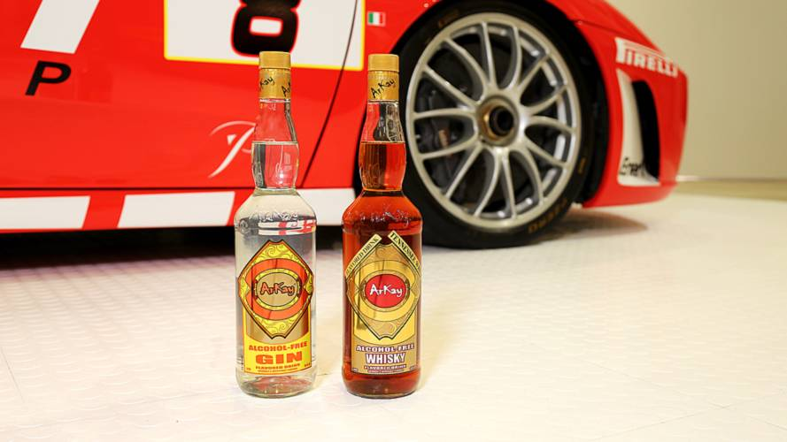 Help curb drunk driving with Arkay non-alcoholic liquors and spirits