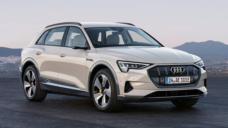 High-spec, high-voltage Audi e-tron Launch Edition to cost £82k