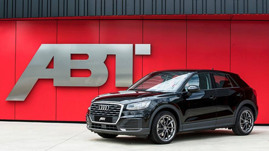 Audi Q2'ye ABT Sportsline dokunuşu