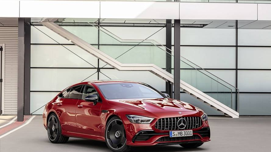Mercedes-AMG GT 43 4MATIC+, non una semplice entry level