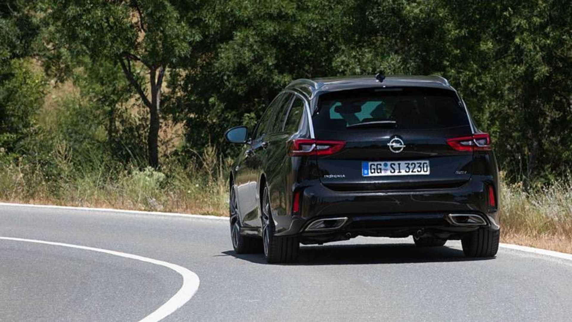 Prueba Opel Insignia Sports Tourer Gsi 2019 Familiar O Deportivo 2018