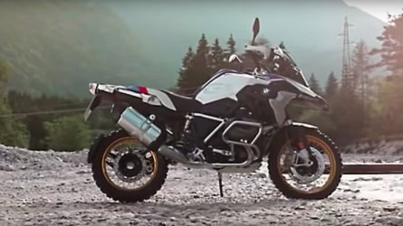 Leaked Video Shows New BMW GS 1250 R with Shiftcam Tech
