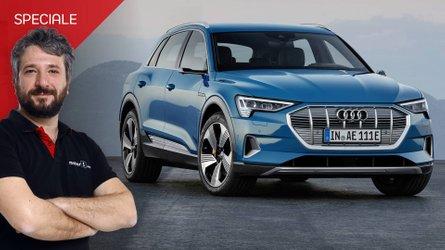 Audi e-tron, SUV elettrico per una nuova era