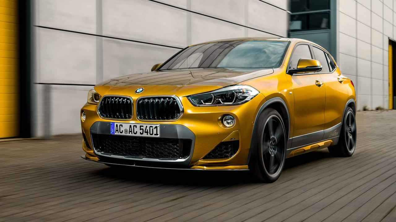 BMW X2 - AC Schnitzer