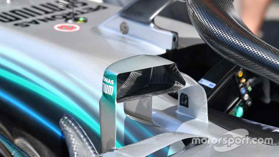 F1 drivers want cameras and screens to replace mirrors