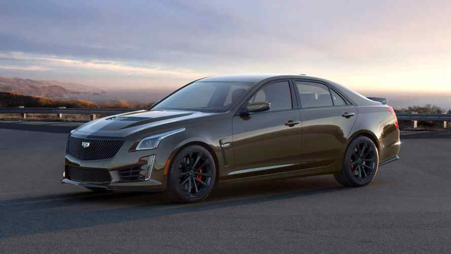 2019 Cadillac V-Series Pedestal Edition Says Hi To German Rivals