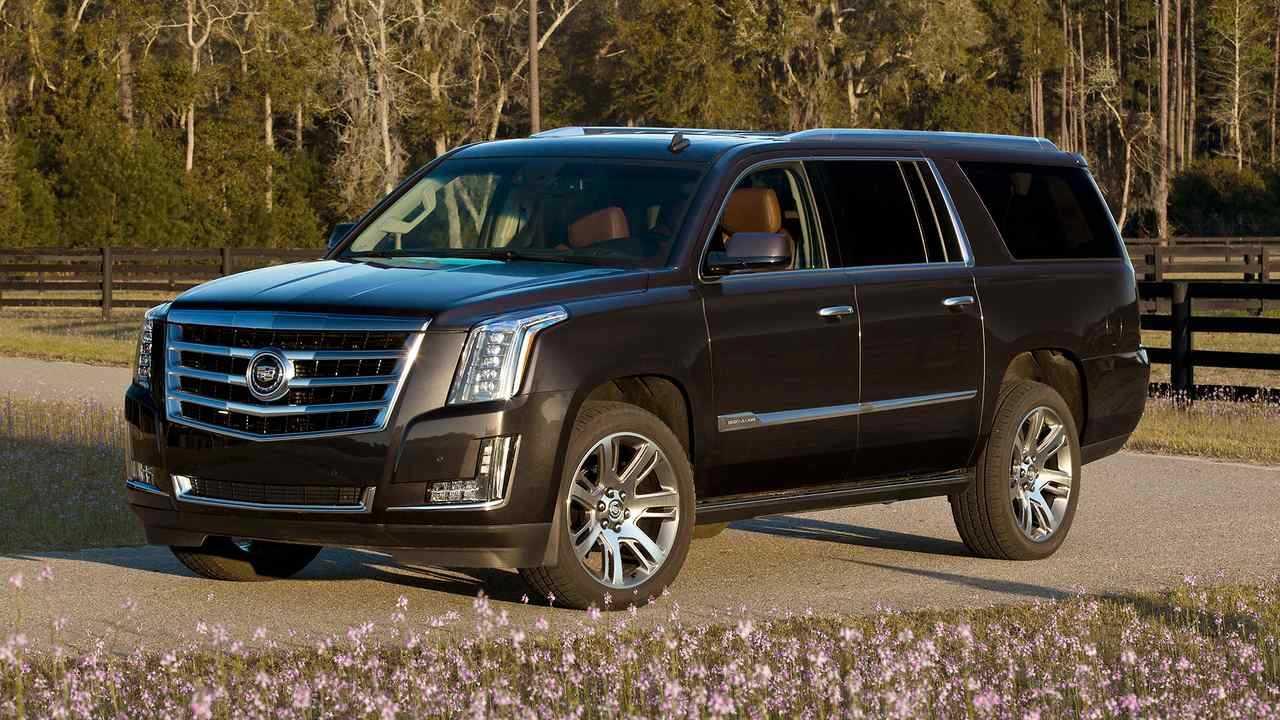 Cadillac Escalade ESV (5,70 Meter)