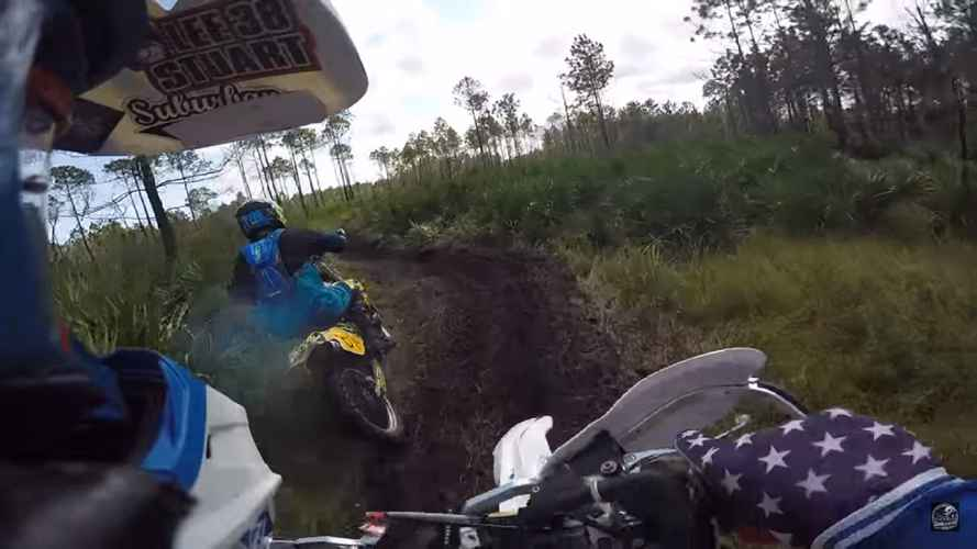 Video Of the Week: Hare Scramble Racing With the Clake 2