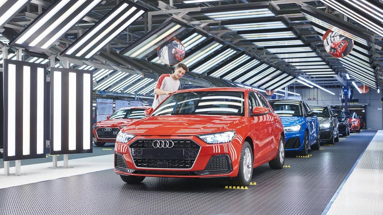 Producción Audi A1 Sportback 2019