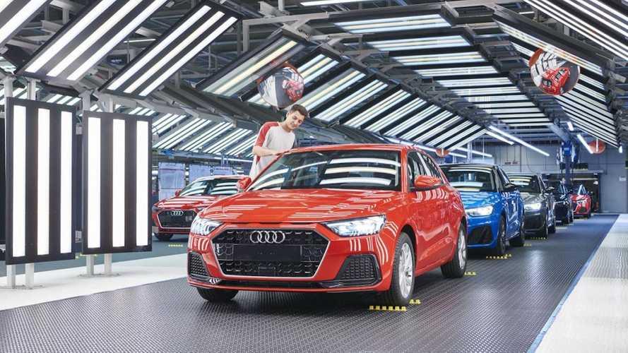 A1 Sportback 2019, el Audi 'español' ya se fabrica en Martorell