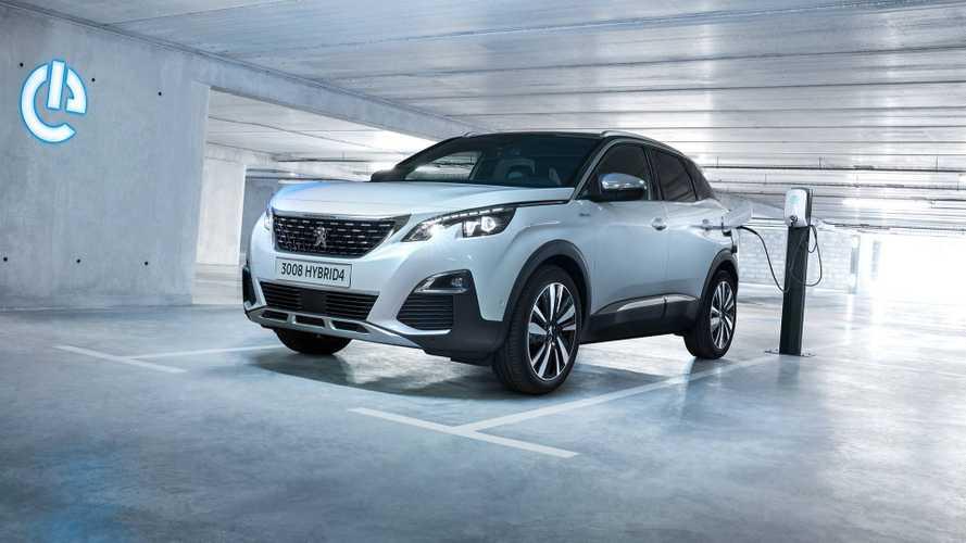 2019 Peugeot 3008, 508, 508 SW PHEV