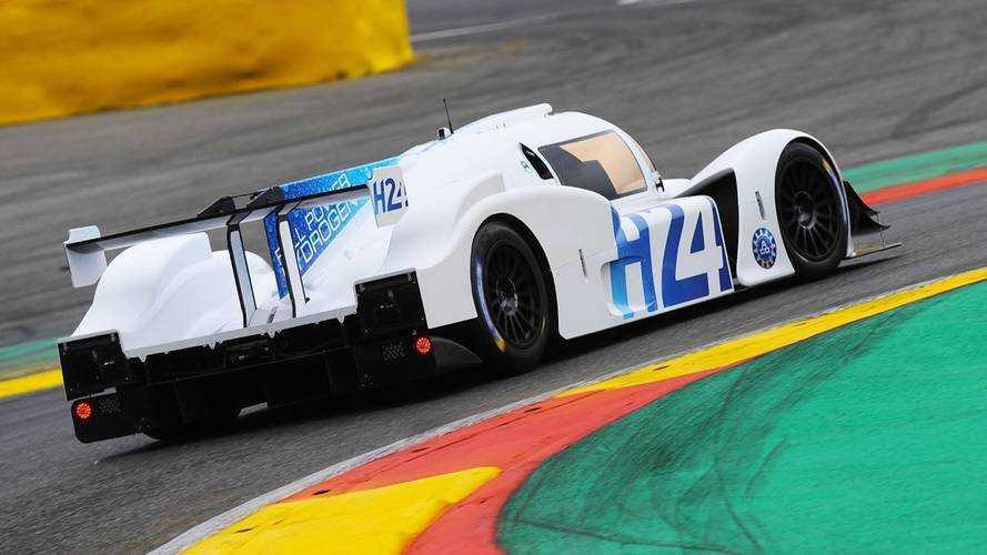 Une voiture de course à l'hydrogène pour les 24 Heures du Mans ?