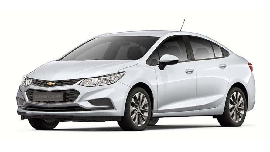 Chevrolet Cruze ganha versão mais barata na Argentina