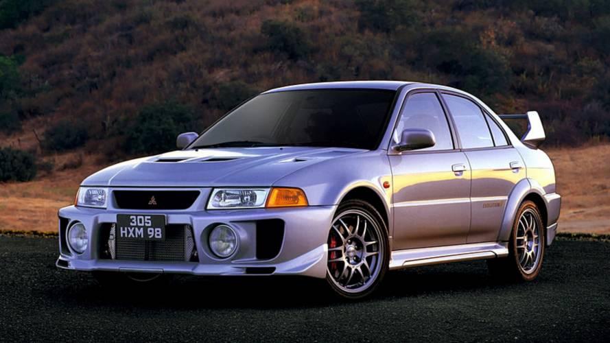 Mitsubishi Lancer Evolution, con i rally nel DNA