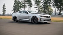 2019 Chevrolet Camaro Turbo 1LE: First Drive