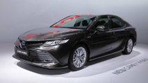 2019 Toyota Camry Hybrid Paris Motor Show