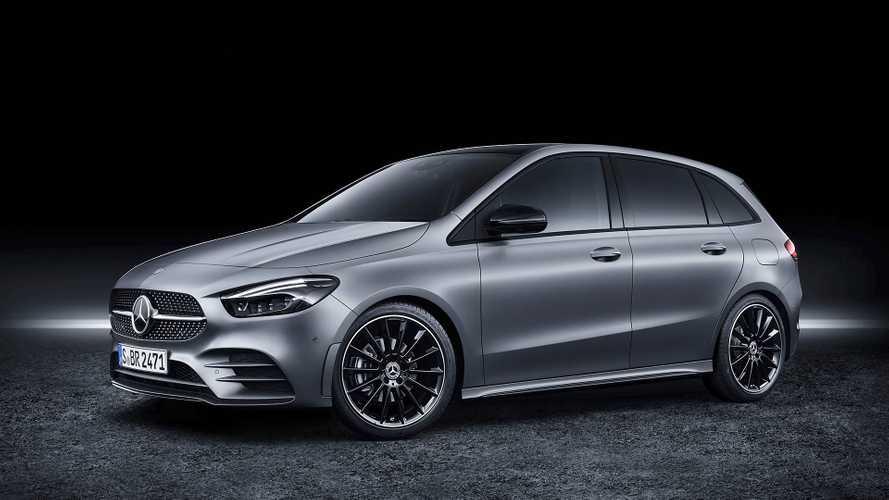 Yeni Mercedes-Benz B Serisi Türkiye'de satışa sunuldu