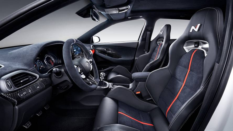 Hyundai i30 N - N Option kiállítási autó
