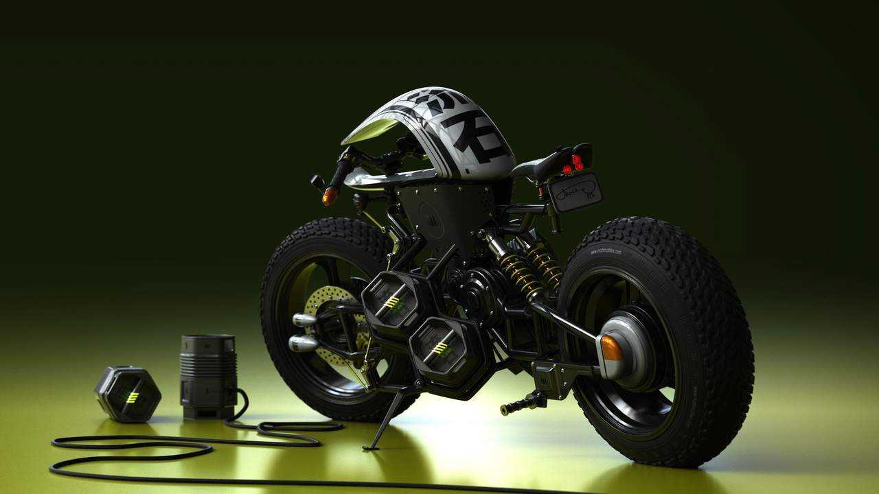 SASUGA E-Bike Concept