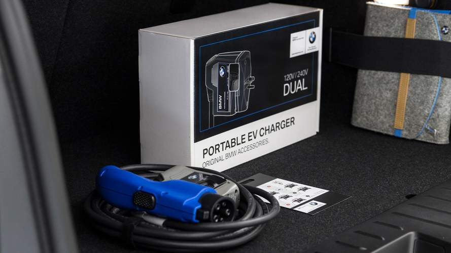 BMW Recalls Electric Car Chargers For Risk of Shock, Fire