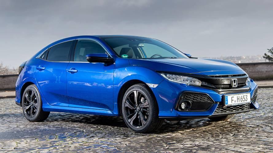 Honda Civic diesel ganha câmbio de 9 marchas e promete consumo de 24,4 km/l