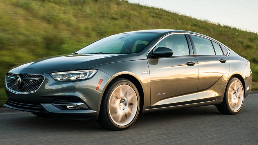 Buick Regal Avenir Puts On Royal Robes With Posh Cabin, More Tech