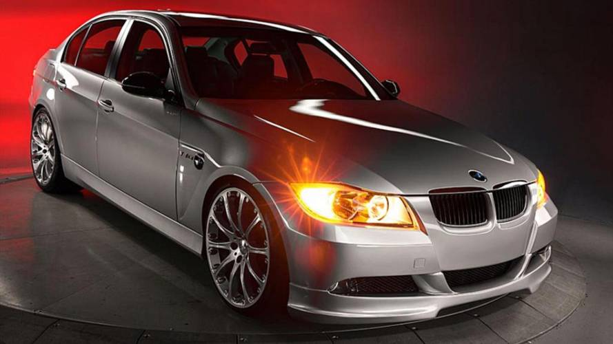 This Rare 550-HP BMW Hartge H50 V10 Could Be Yours For $60k