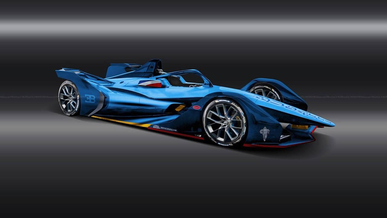 Bugatti Formula E