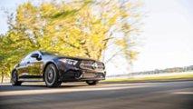 2018 Mercedes-Benz CLS: İlk Sürüş