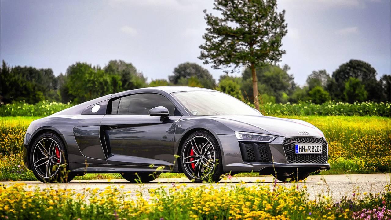 Spritztour mit dem Audi R8 RWS