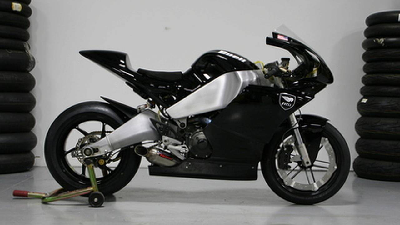 Buell 1125RR: for AMA American Superbike privateers only