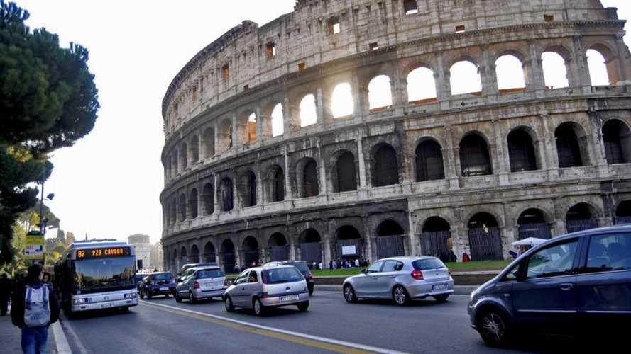 Blocco diesel a Roma, dall'1 novembre stop alle Euro 3
