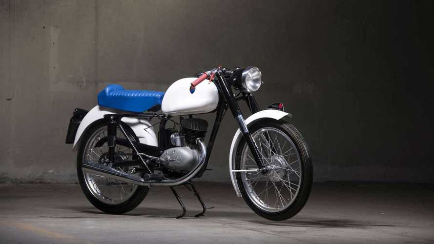 That Time Maserati Built Some Motorcycles