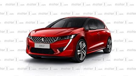 Et si la nouvelle Peugeot 208 ressemblait à ça ?