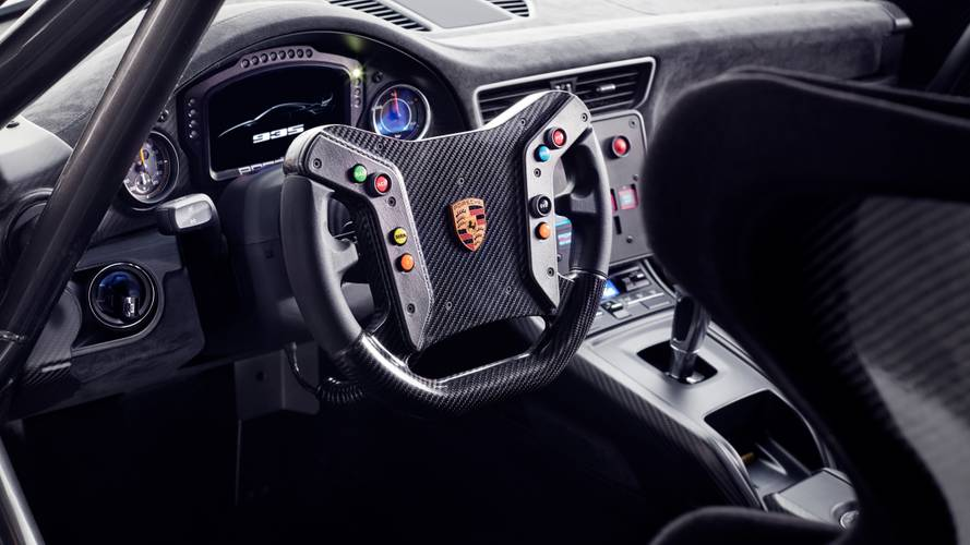 Porsche Aims To Keep Steering Wheel, Pedals, Manual 'Box Forever