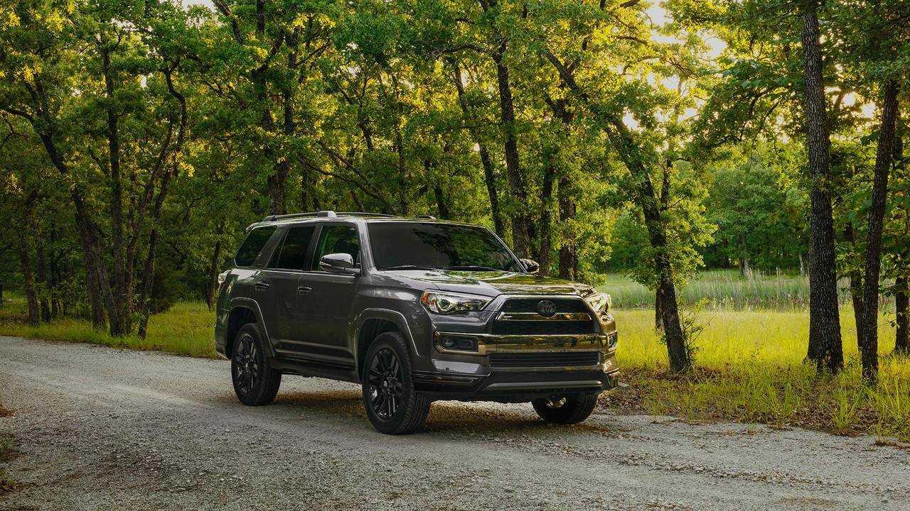 Three Door Trucks >> Toyota Details Darker Tacoma, Tundra, 4Runner In Time For Fall