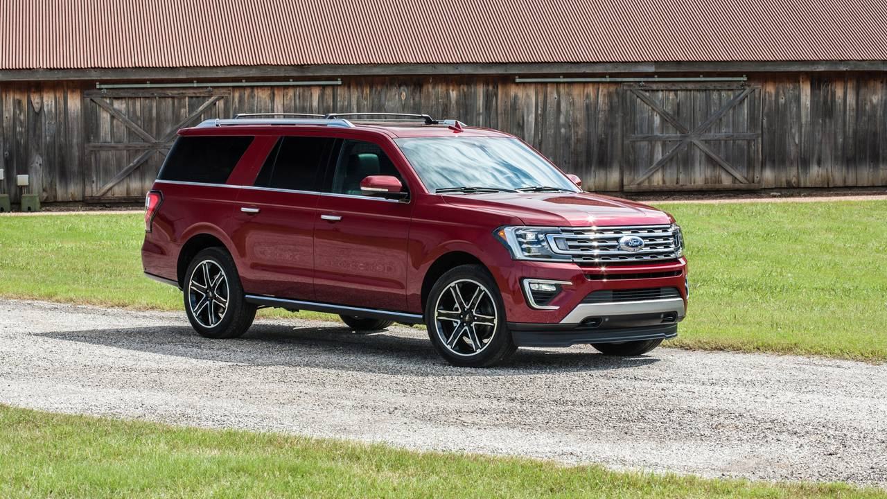 2018 Ford Expedition Limited >> Ford Touts New Special-Edition Explorer, Expedition SUVs In Texas