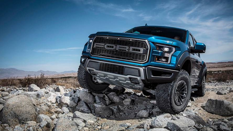 2019 Ford F-150 Raptor Gets Off-Road Cruise Control
