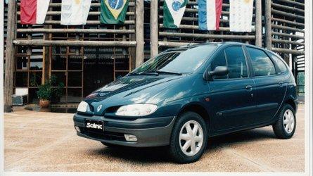 #TBT Motor1.com: Renault Scénic completa 20 anos de lançamento no Brasil