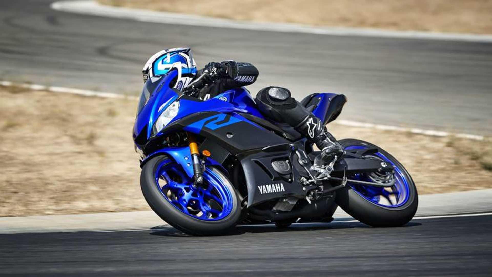 Yamaha S New 2019 Yzf R3 Is Both Radical And Adorable