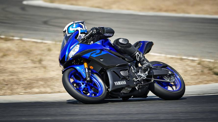 Yamaha's New 2019 YZF-R3 is Both Radical and Adorable