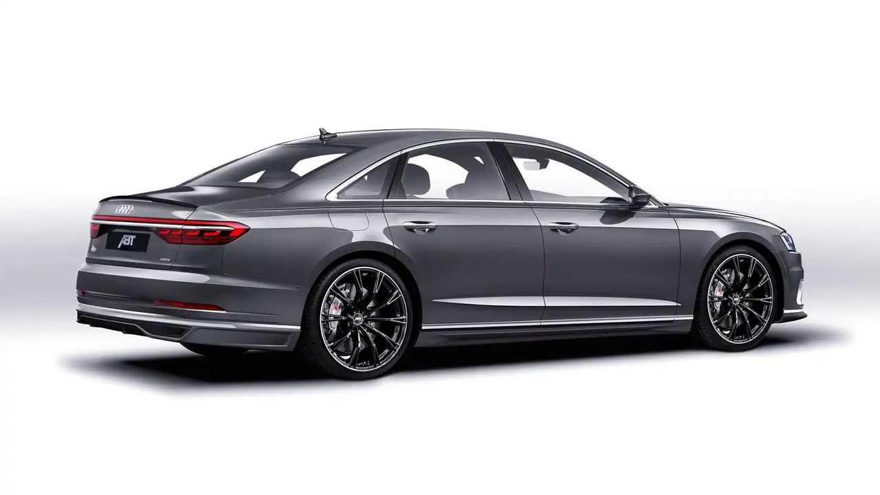 Audi A8 by ABT