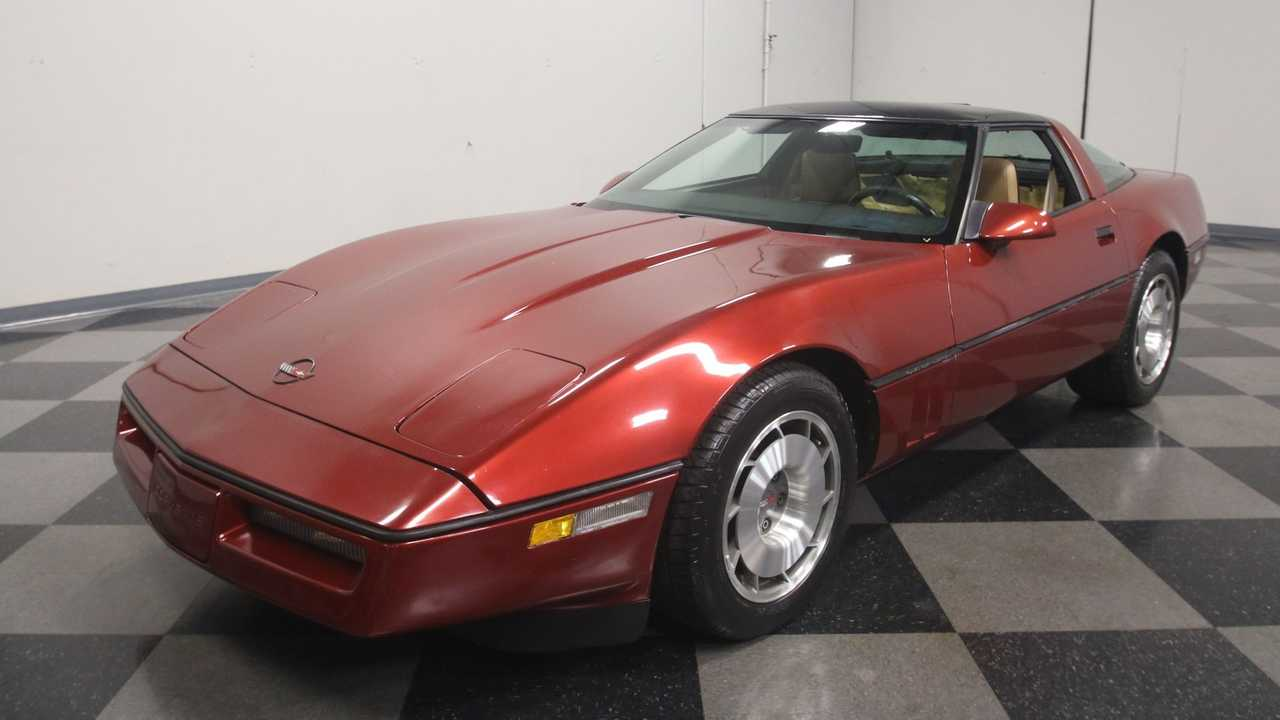 Great C4 Corvette On A Budget