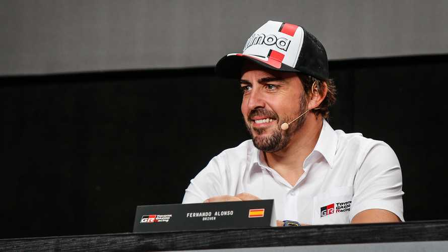 Alonso hits back at 'self-centred' suggestions