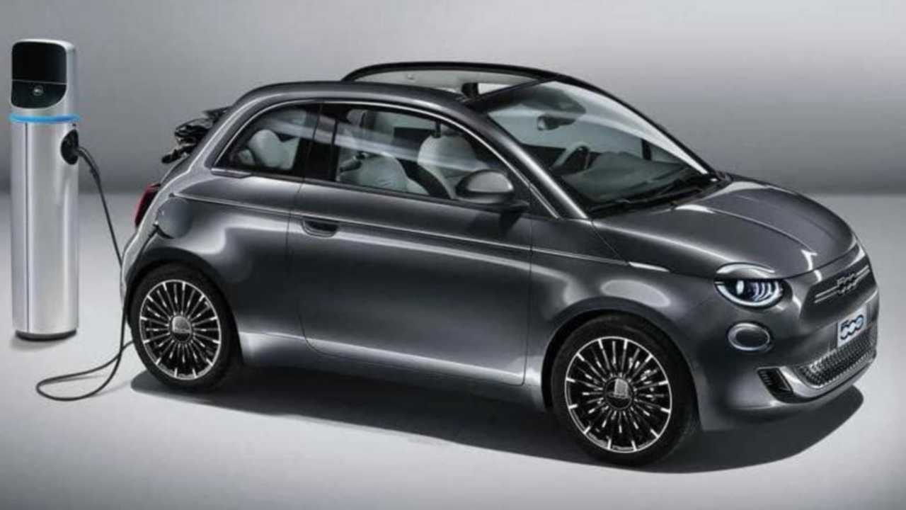 Check The Third-Generation Fiat 500: Now Electric